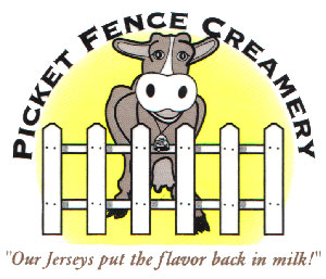 picket fence creamery logo